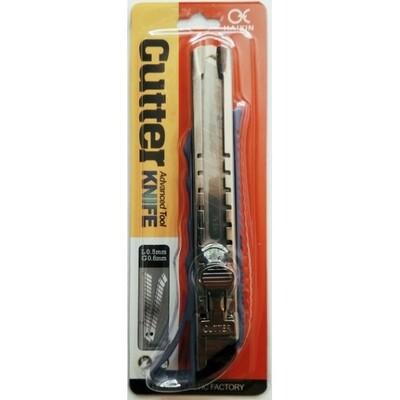 Нож канцелярский  18мм  HX-6898