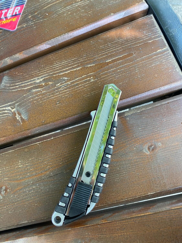 Нож канцелярский  FZ-310