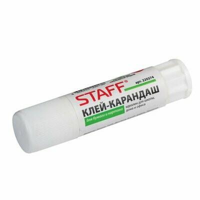 Клей карандаш STAFF 8Г ,220374