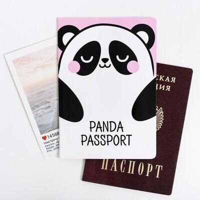 Обложка на паспорт ПВХ