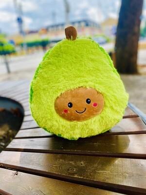 """Мягкая игрушка """"Авокадо"""" 40 см."""