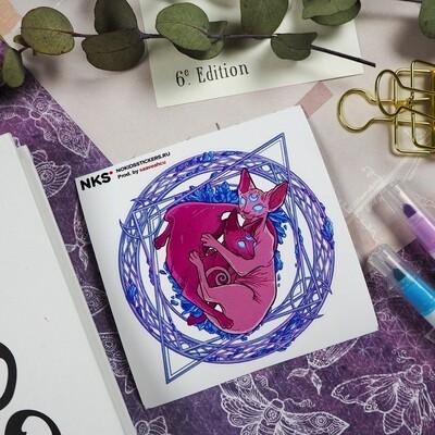 CARD AMULET 3