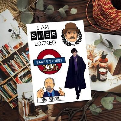 MINI PACK 18 Sherlock