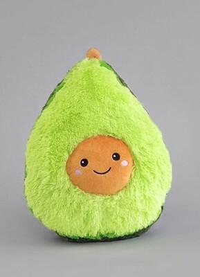 Мягкая плюшевая игрушка авокадо 80 см