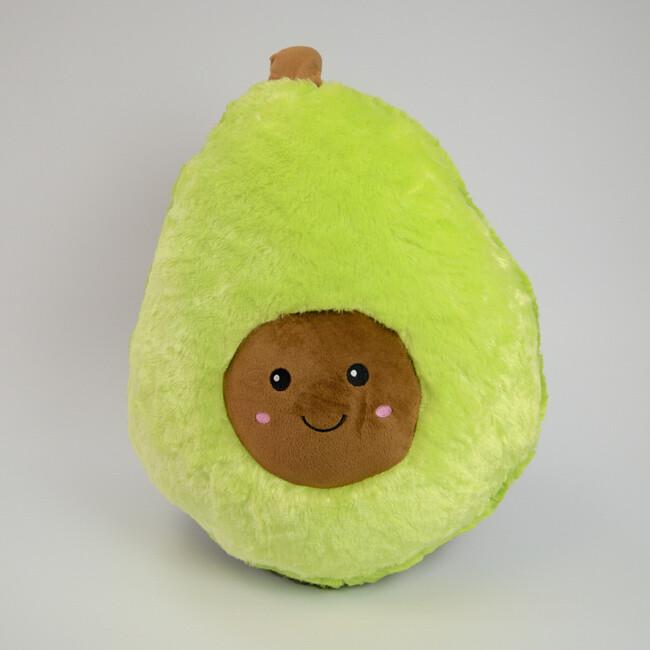 Мягкая плюшевая игрушка авокадо 60 см