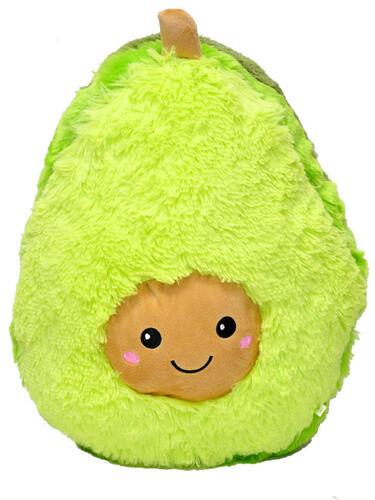 Мягкая плюшевая игрушка авокадо 50 см