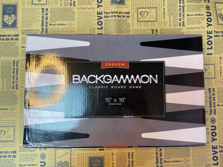 Настольная игра Backgammon