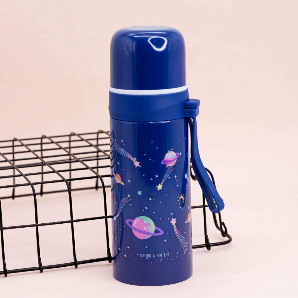 "Термос ""Planet"", purple (350ml)"