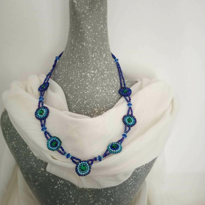 7 Mandala Necklace