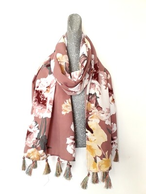 Soft Fabric Scarves