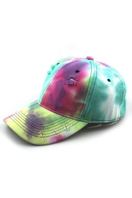 Multicolored  Cap