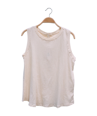 Recycled Cotton Tank