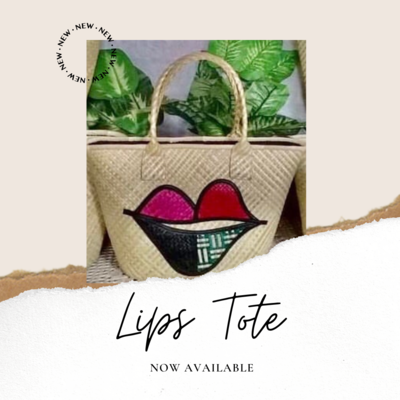 Lips Tote