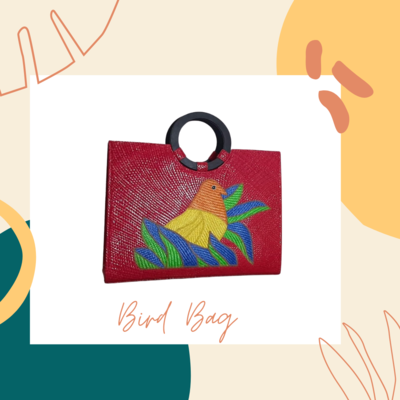 Bird Bag (in different colours)