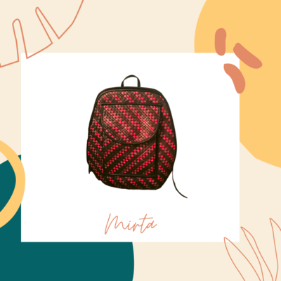 Mirta Backpack (in different colours)