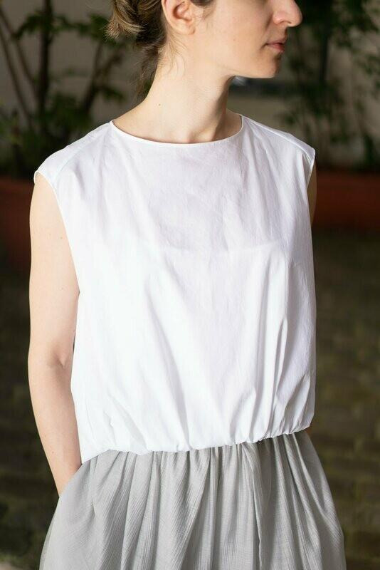 Crisp Cotton-Poplin Shirt