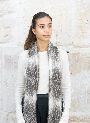 Eco-Fur Scarf