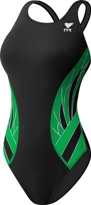 Costume Tyr Phoenix green