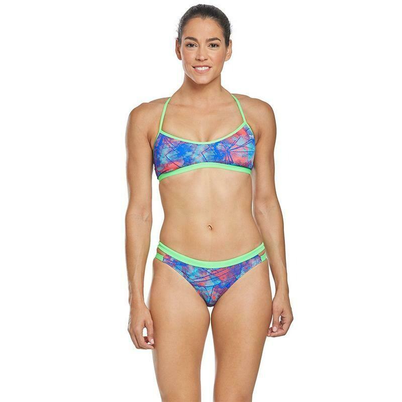 Costume Tyr Canvas Bikini