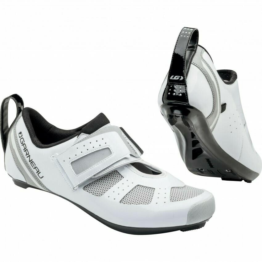 Scarpe da bici Garneau TRI X-SPEED III White