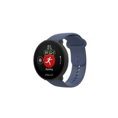 Cardiofrequenzimetro GPS Polar Unite blu