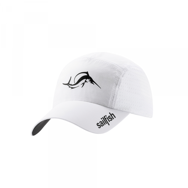 SAILFISH RUNNING CAP Bianco
