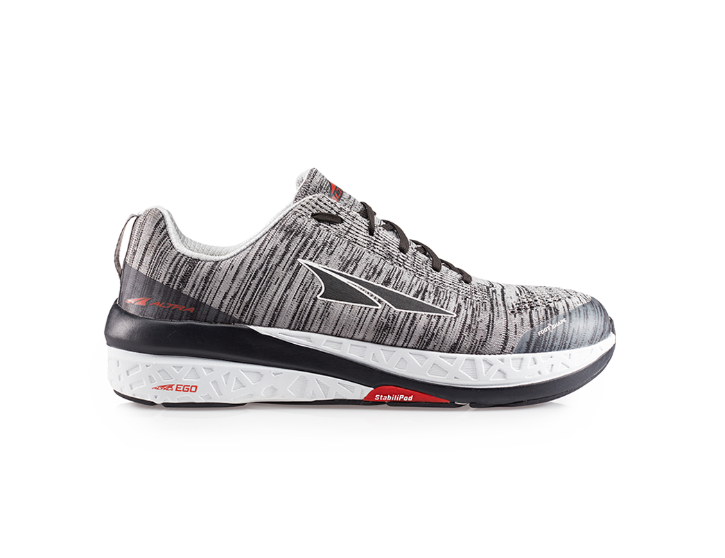 Altra Paradigm 4 Gray Red