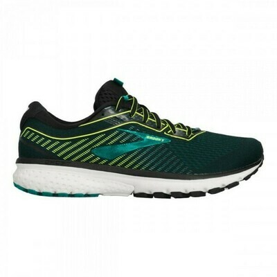 BROOKS - Ghost 12 verde giallo