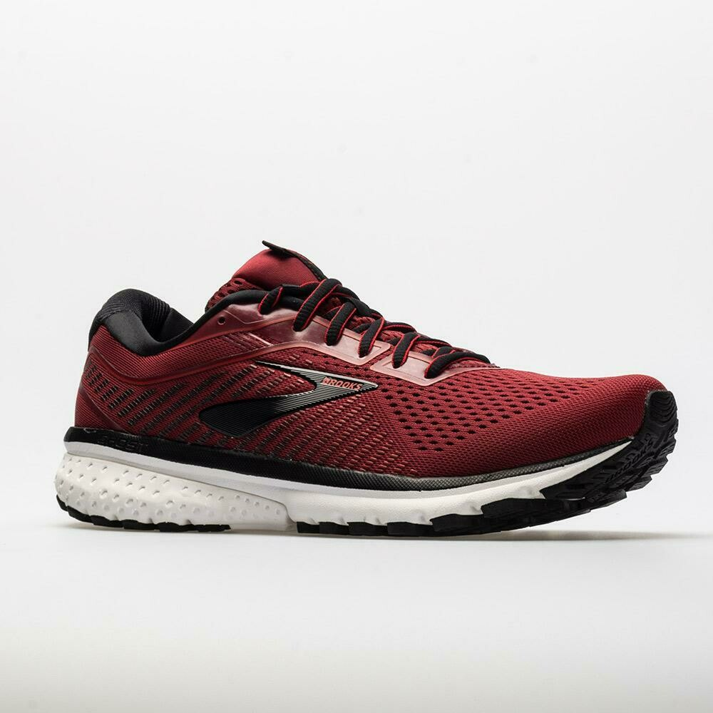 BROOKS - Ghost 12 red