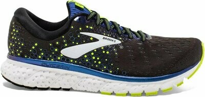 BROOKS - Glycerin 17 blu-giallo