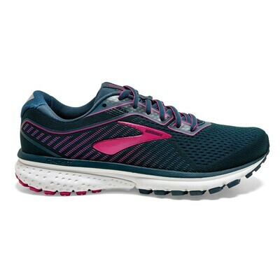 BROOKS - Ghost 12 donna verde rosa