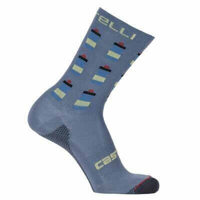 CASTELLI - Pazzo 18 Sock Unisex