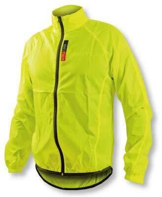 BIOTEX - Wind Jacket X-Light giallo fluo