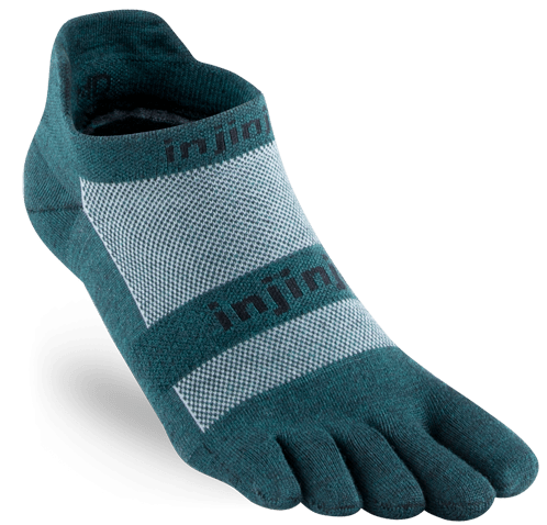 INJINJI - Nu-Wool Run Lightweight No-Show