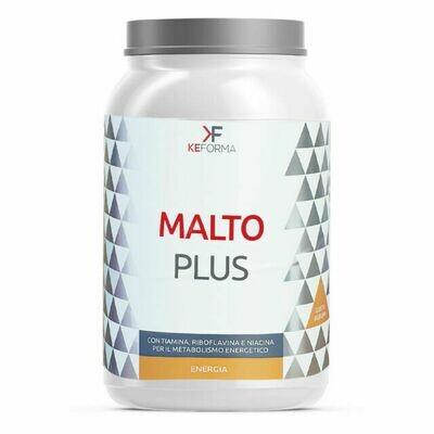 KEFORMA - MALTO PLUS - Integratore alimentare a base di fruttosio e maltodestrine e carboidrati.