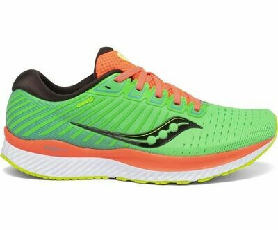 SAUCONY - Guide 13 Donna Green Mutant