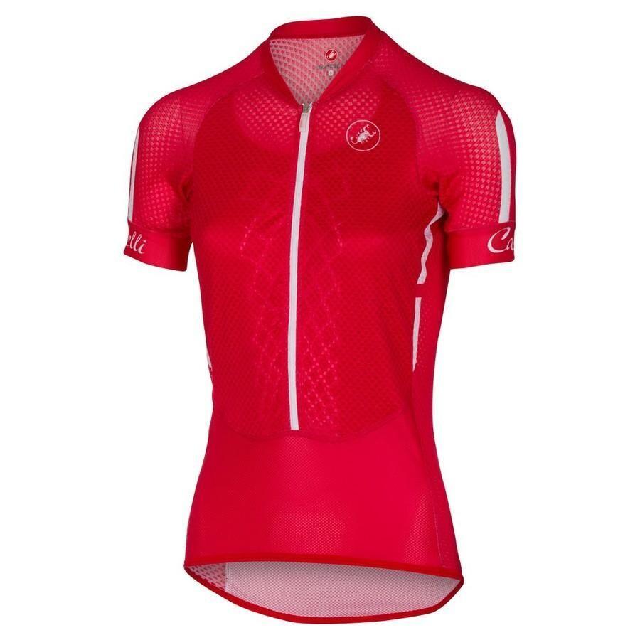 CASTELLI -  climber's w jersey - donna - taglia S