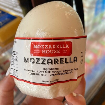 Mozzarella House | Wrapped Mozzarella