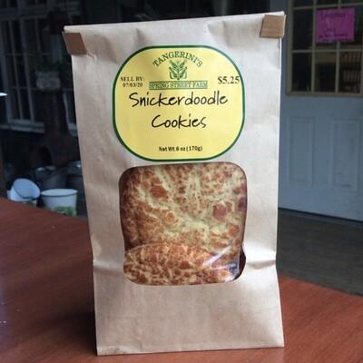 FP Snickerdoodle Cookies  | 6 Pack