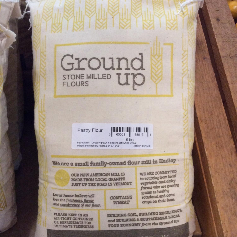 Pastry Flour  | Ground Up LLC | 5lbs