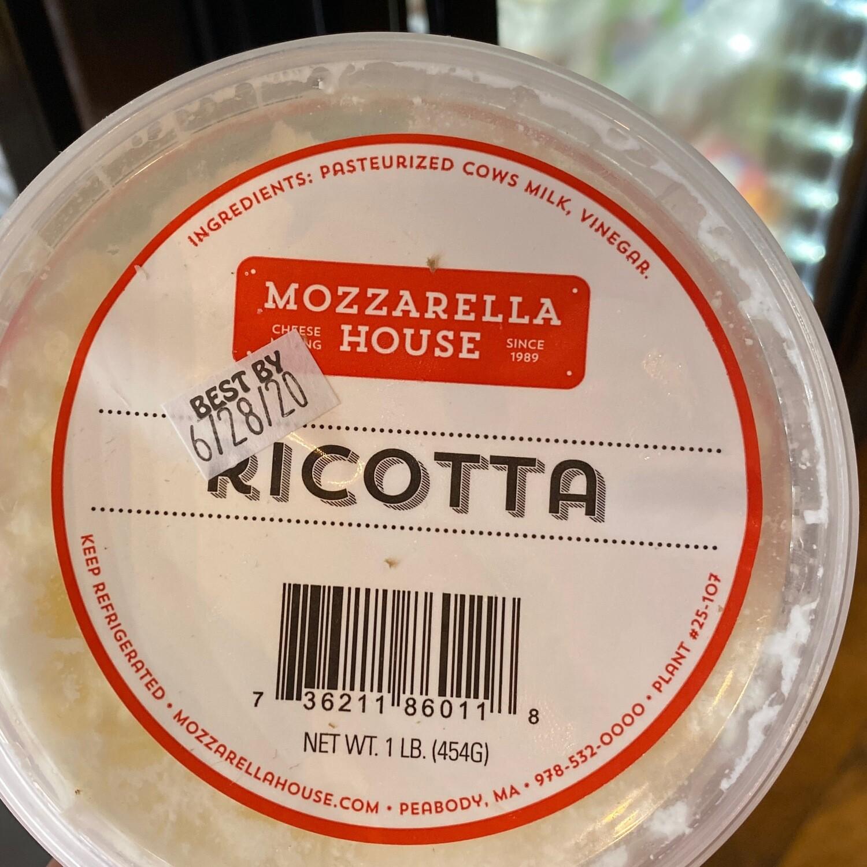 Mozzarella House | Ricotta