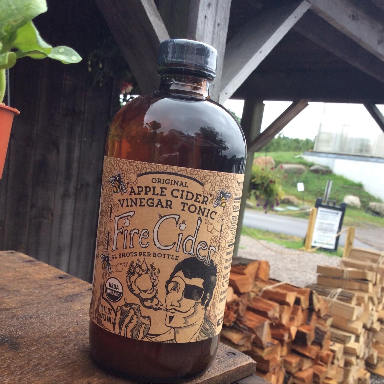 Apple Cider Vinegar Tonic | Fire Cider