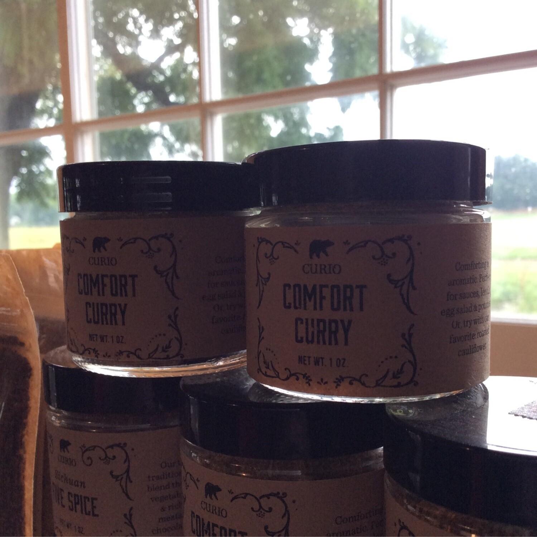 Curio Comfort Curry Jar