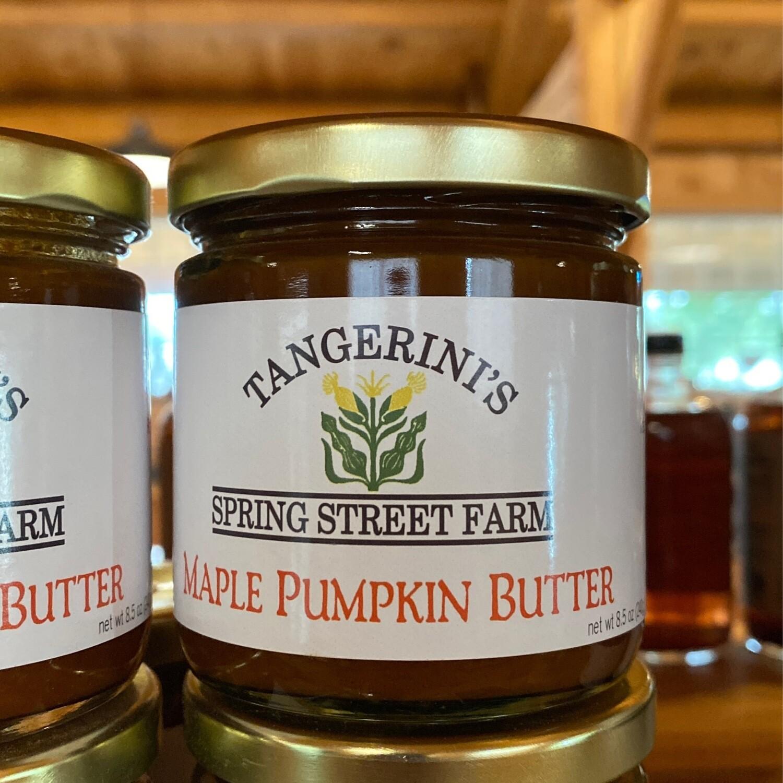 Maple Pumpkin Butter | Tangerini's Own