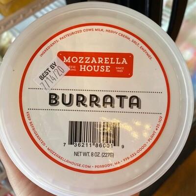 The Mozzarella House   Burrata