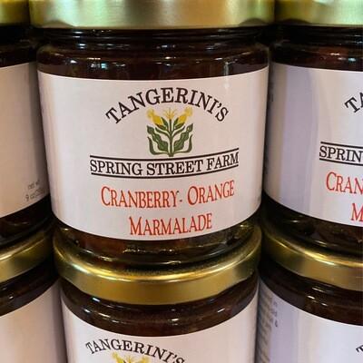 Cranberry-Orange Marmalade | Tangerini's Own