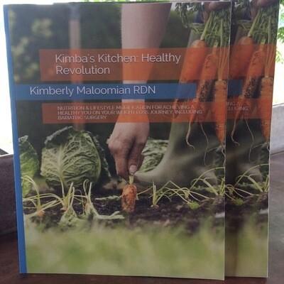 Kimba's Kitchen: Healthy Revolution