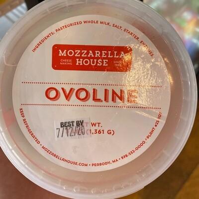 Mozzarella House | Ovoline