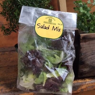 Salad Mix | .33lbs | Tangerini's Own