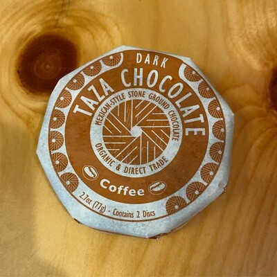 Taza Chocolate Disc | Coffee | 2.7oz